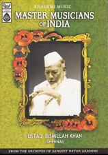 Hindustani Instrumental - Bismillah Khan (Master Muscians of India) Audio CD