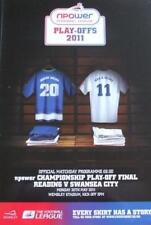 2011 CHAMPIONSHIP PLAY-OFF FINAL READING v SWANSEA CITY
