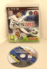 PES 2013 -  Pro Evolution Soccer - PLAYSTATION- PS3