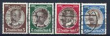 Weeda Germany 432-435 VF used set of 4, Lost Colonies issue CV $29.70