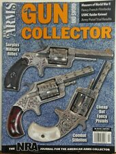 Man At Arms For The Gun And Sword Collector April 2017 Rifles FREE SHIPPING sb