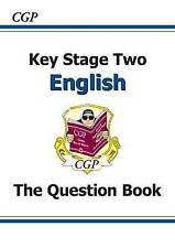 KS2 English Question Book (for the New Curriculum) by CGP Books (Paperback,2001)