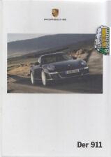 Porsche 911 - 997 Prospekt Brochure 03 -  2009 - 180 Seiten