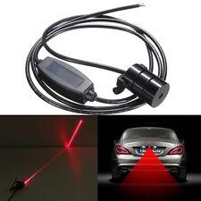 Auto Anti-Collision Laser Rear Tail Light Safety Signal Brake Warning Fog Lamp