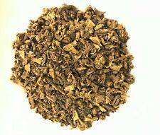 Thé vert de Chine Gunpowder biologique les 100 gr