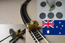 TRACK-CLAMP, CUT OFF WHEELS + JOINERS for marklin SCALE H0 - POSTAGE-FREE (AUS)