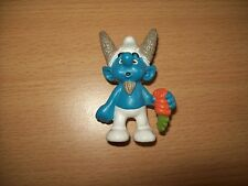 Goatee Smurf Collectable Schleich Minifigure