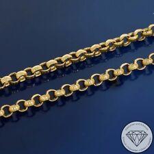 SONDERAKTION WERT 1.190,- Lange Erbskette 333 / 8 Karat Gold Kette 74cm XXYY