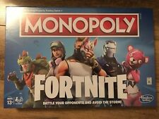Monopoly Fortnite Edition Board Game (In Stock And Brand New)