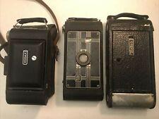 Vintage Kodak Camera Lot 3