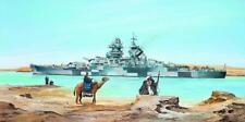 TRUMPETER ® 05311 French Battleship Richelieu 1943 in 1:350
