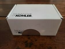 New Factory Sealed Kohler K-11275-G Forte Single Robe Hook, Brushed Chrome