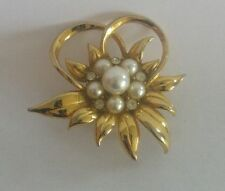 No Theme Pearl Vintage Costume Jewellery (Unknown Period)