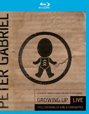 Peter Gabriel: Still Growing Up Live and Unwrapped/Growing Up... Blu-Ray (2016)