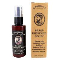 Barbero Beard Thickening Serum 1.69 Fl. Oz. / 50 ml.