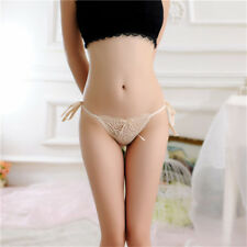 Womens Lace Thongs G-string See Through Panties Lady  Knickers Underwear color