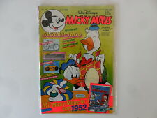 Walt Disney - Micky Maus - Nr. 14 1988 - Zustand: 1 mit Micky Maus Nr. 1 1952