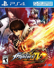 The King of Fighters XIV Ps4 PlayStation 4 Game in Stock