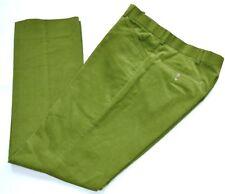 Ralph Lauren Purple Label green corduroy trousers Size US/UK 30
