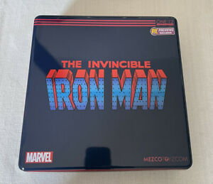 Mezco One:12 Iron Man Stealth Armor * PX Previews Exclusive Collective