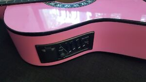 """Pink 36"""" Classical Guitar w/ 4 Band EQ Surprise!FREE Gift w/Package!!BerkeleyPay"""