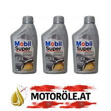 3x1 Liter Mobil Super 3000 Formula LD 0W-30 (Longlife2) Motoröl
