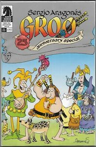 GROO - 3 issues (Sergio Aragonés, Dark Horse Comics) - VF/NM