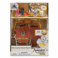 Disney Animators Little Collection Belle Surprise Feature Playset Beauty Beast