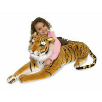 Tiger XXL Plüsch King-Size Jumbo Groß Gigant Stofftier Tiger 183cm 1,83 Meter