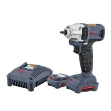 "Ingersoll Rand #W1120-K2: 12V 1/4"" Impact Wrench Kit w/ 2 Batteries"