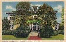 Postcard Sternberger Hospital Women + Children Greensboro NC
