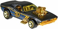 NEW Hot Wheels 2018 50th Anniversary Black & Gold Series RODGER DODGER Limited