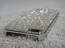 Clear Bling Shiny Made with Swarovski Crystals Glitter Case Cover Skin Galaxy S3