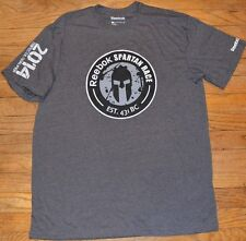 Reebok 2014 Spartan Obstacle Course Race Finisher T-Shirt Size Medium NEW