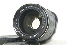 Pentax SMC Super-Multi-Coated Takumar 35mm F/2 MF Lens SN5938238 for M42 Mount