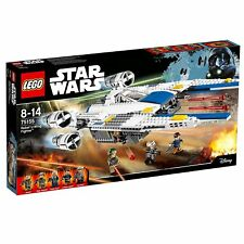 Lego 75155 Star Wars R1 Rebel U Wing Fighter Construction Toy For Ages 8-14