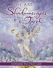 THE ART OF SHADOWSCAPES TAROT - LAW, STEPHANIE PUI-MUN - NEW PAPERBACK BOOK