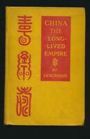China 1900 First Edition Illustrated  Eliza Ruhamah Scidmore