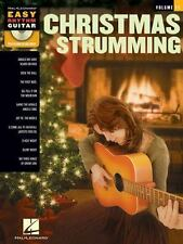 Christmas Strumming: Easy Rhythm Guitar Series Volume 12 (Hal Leonard Easy Rhyth