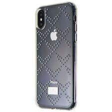 Swarovski Hillock Hybrid Case for Apple iPhone Xs/X - Clear/Crystal Gems