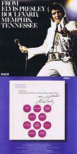 """Elvis Presley """"From Elvis Presley Boulevard, ..."""" 1976! 10 Songs! Neue CD! 1A"""