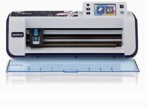 BROTHER Scan N Cut Cutting Machine Model CM250 Paper Crafting Quilting Appliqué
