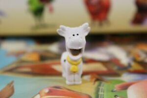 2007 Mattel Snorta! Game Replacement Cow Animal Figure