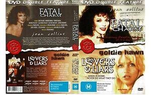 DVD, WESTERN, CLASSICS, HOLLYWOOD, RARE, JOAN COLLINS, JOHN WAYNE, ROCK HUDSON