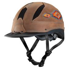 Troxel Cheyenne Southwest M Low Profile Horse Riding Western Helmet SureFit Pro