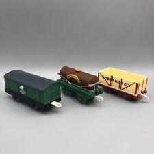 Thomas & Friends Mr. Jolly's Chocolate Factory Train Cars