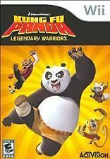 Kung Fu Panda: Legendary Warriors  (Wii, 2008) New