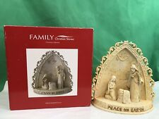 Peace On Earth Nativity Display Family Christian Stores Christmas Collection