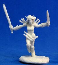 1x MERISIEL VOLEUR - BONES REAPER figurine rogue iconic d&d pathfinder jdr 89009