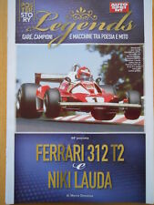 Poster Story Legends - FERRARI 312 T2 NIKI LAUDA [C48]